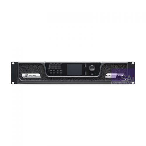Crown CDi DriveCore 4300 4-Channel Power Amplifier