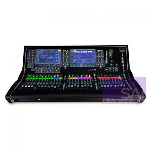 Allen & Heath dLive S5000 28-Channel Digital Mixer