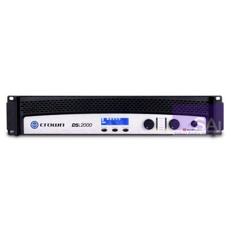 Crown DSi 2000 Power Amplifier