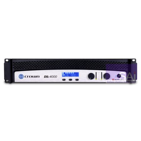 Crown DSi 4000 Power Amplifier