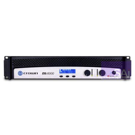 Crown DSi 6000 Power Amplifier