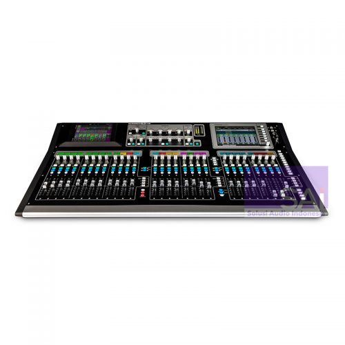 Allen & Heath GLD-112 Chrome Edition 28 Fader Strips Digital Mixer