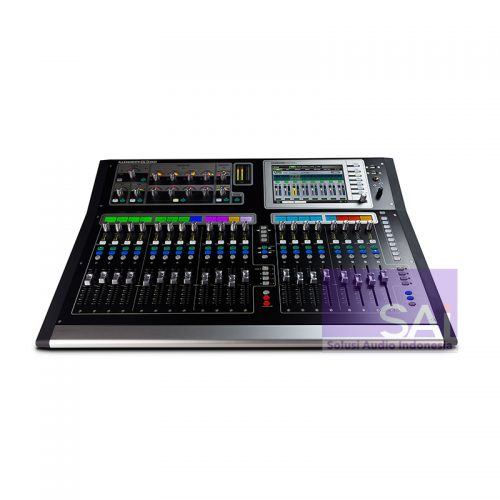 Allen & Heath GLD-80 Chrome Edition 20 Fader Digital Mixer