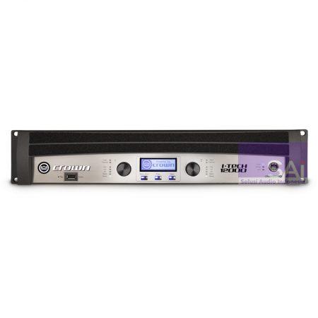 Crown I-Tech 12000HD Power Amplifier