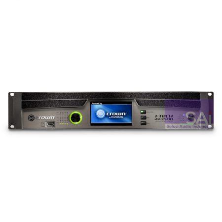 Crown I-Tech 4x3500HD Power Amplifier