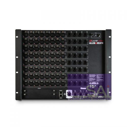 Allen & Heath dLive CDM64 MixRack 64 x 32 Digital Snake