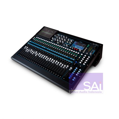 Allen & Heath Qu-24 Chrome 24-Channel Digital Mixer