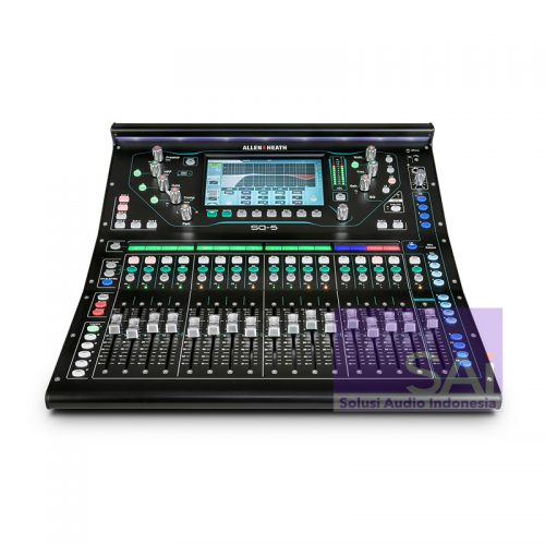 Allen & Heath SQ-5 48-Channel Digital Mixer