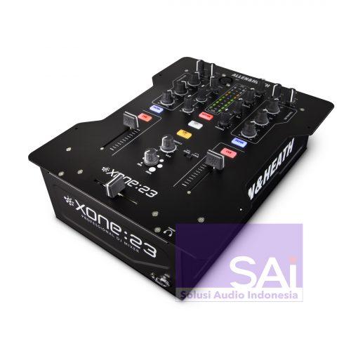 Allen & Heath Xone 23 2+2 Channel Pro DJ Mixer