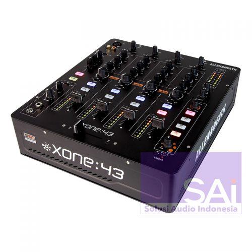 Allen & Heath Xone 43 4-Channel Pro DJ Mixer