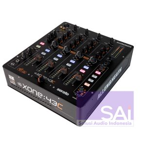 Allen Heath Xone 43C DJ Mixer