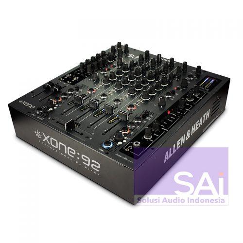 Allen & Heath Xone 92 6-Channel Pro Analog DJ Mixer