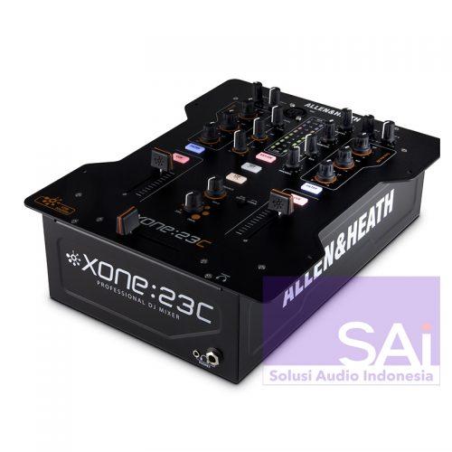 Allen & Heath Xone 23C 2+2 Channel Pro DJ Mixer
