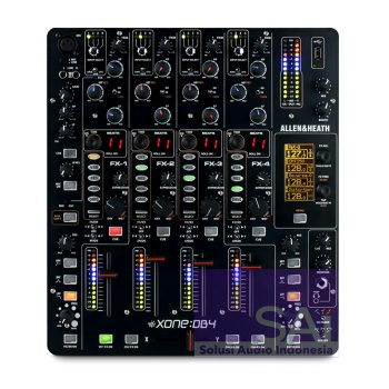 Allen Heath Xone DB4 4-Channel Digital Pro DJ FX Mixer