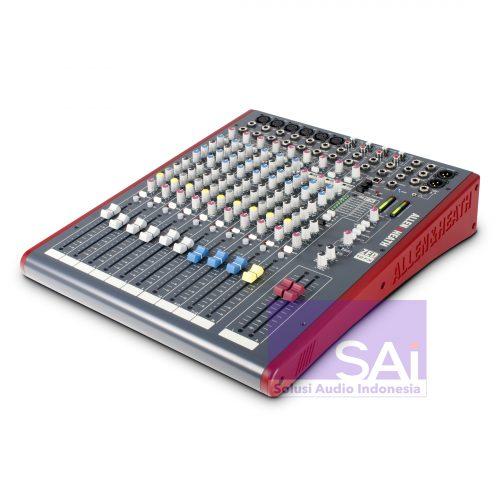 Allen & Heath ZED-12FX 12-Channel Analog Live Mixer (USB+FX)