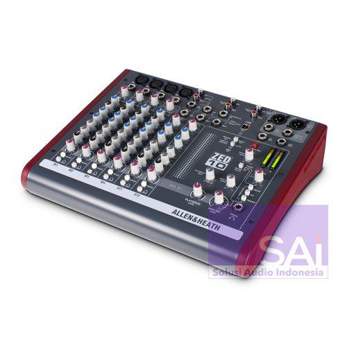Allen & Heath ZED-10 10-Channel Multipurpose USB Analog Mixer