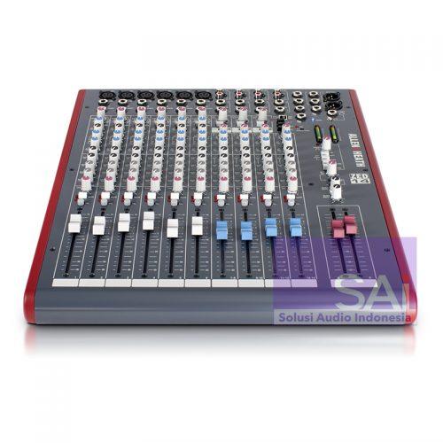 Allen & Heath ZED-14 14-Channel Multipurpose USB Analog Mixer