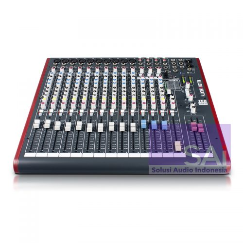 Allen & Heath ZED-16FX 16-Channel Analog Live Mixer (USB+FX)