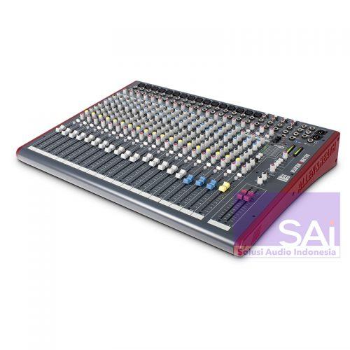 Allen & Heath ZED-22FX 22-Channel Analog Live Mixer (USB+FX)
