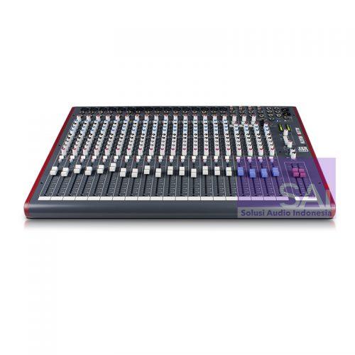 Allen & Heath ZED-24 24-Channel USB Analog Live Mixer