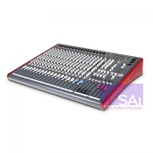 Allen & Heath ZED-420 20-Channel Multipurpose USB Analog Mixer
