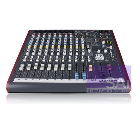 Allen Heath ZED60 14FX Mixer Analog