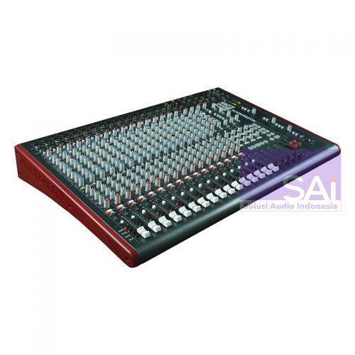 Allen & Heath ZED R16 16-Channel FireWire Analog Mixer