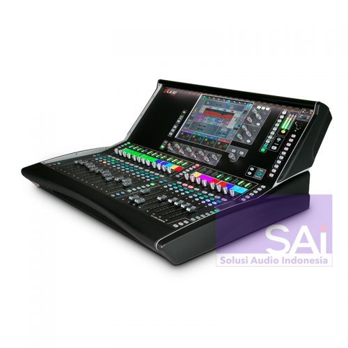 Allen & Heath dLive C2500 20-Channel Digital Mixer