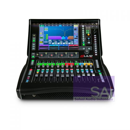 Allen & Heath dLive C1500 12-Channel Digital Mixer
