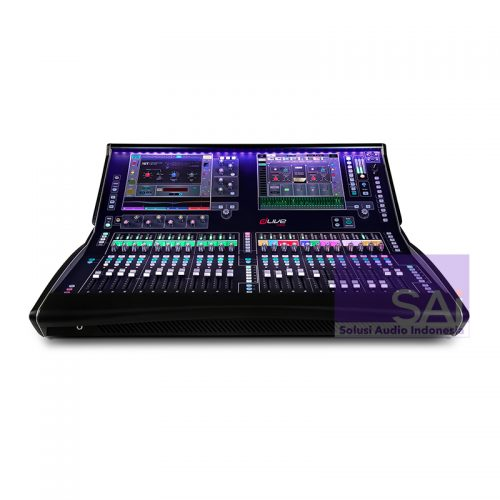 Allen & Heath dLive C3500 24-Channel Digital Mixer