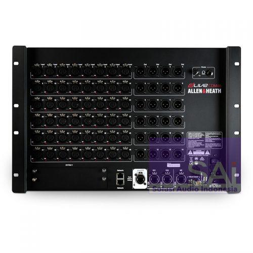 Allen & Heath dLive CDM48 MixRack 128-Channel Digital Snake