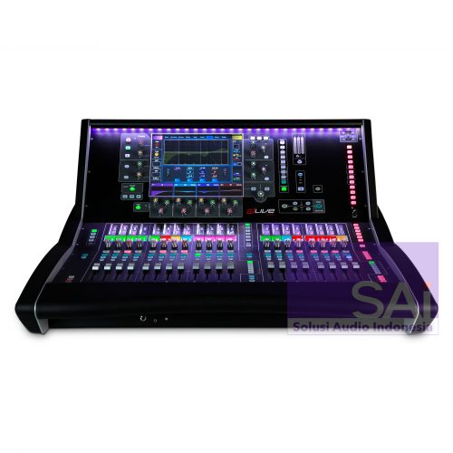 Allen & Heath dLive S3000 20-Channel Digital Mixer