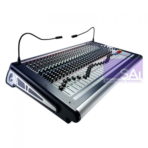 Soundcraft GB2 24-Channel Analog Mixer
