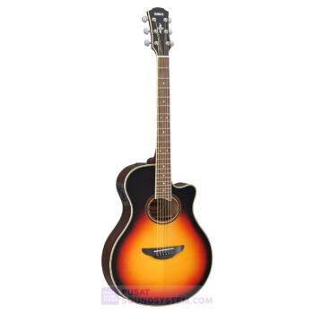 Yamaha APX700ll Gitar String Akustik Elektrik