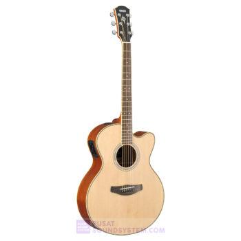 Yamaha CPX700ll Gitar String Akustik Elektrik