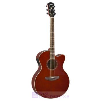 Yamaha CPX600 Gitar String Akustik Elektrik