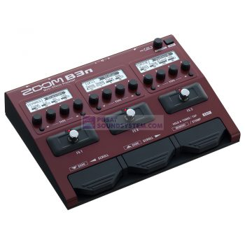 Zoom B3N Guitar Multi Effects Pedal