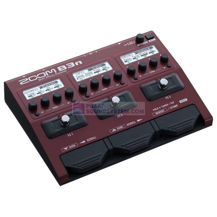 Zoom B3N Guitar Multi Effects Pedal