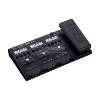 Zoom G3XN Guitar Multi Effects Processor with Expression Ped...