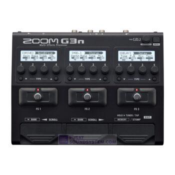 Zoom G3N Guitar Multi Effects Pedal