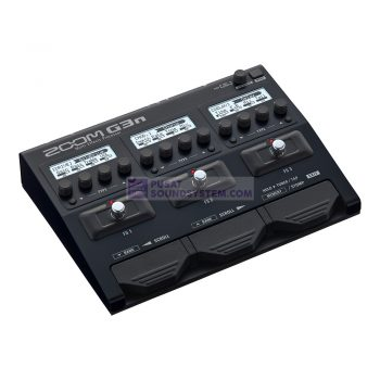 Zoom G3N Guitar Multi Effects Pedal