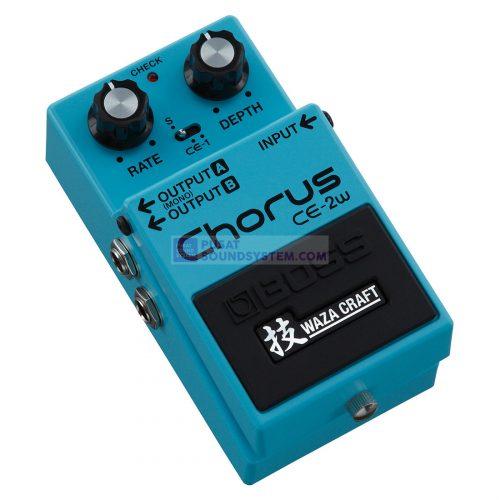 Boss CE-2W Wazacraft Chorus Guitar Pedal Effect