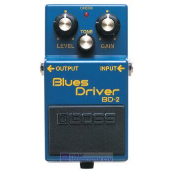 Boss BD-2 Blues Driver Guitar Pedal Effect