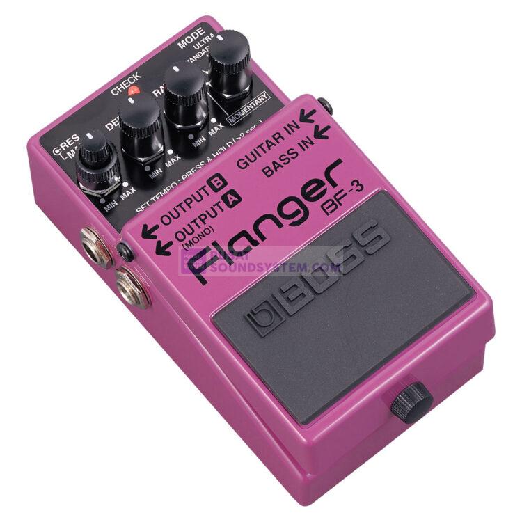 Boss BF-3 Flanger Guitar Pedal Effect