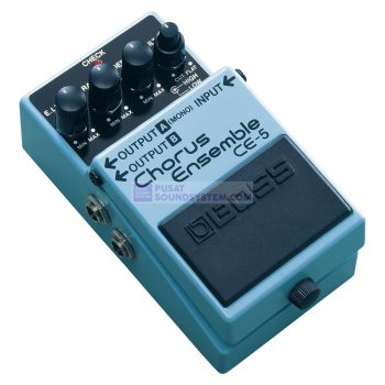 Boss CE-5 Chorus Ensemble Guitar Pedal Effect