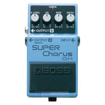Boss CH-1 Super Chorus Guitar Pedal Effect