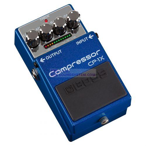 Boss CP-1X Compressor Guitar Pedal Effect