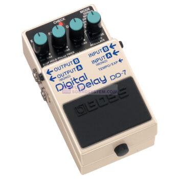 Boss DD-7 Digital Delay Guitar Pedal Effect
