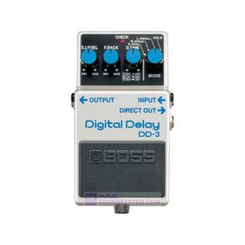 Boss DD-3 Digital Delay Guitar Pedal Effect