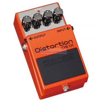 Boss DS-1X Distrortion Guitar Pedal Effect